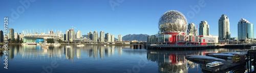 Plexiglas Canada False Creek Vancouver