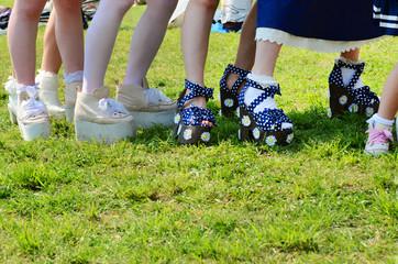 Pfiffige Schuhe