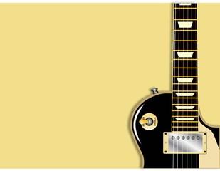 Guitar Copy Space