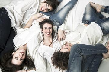 Four Friends On The Floor II