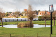 Thorpeness Boating Lake, House and Sign - 77507273