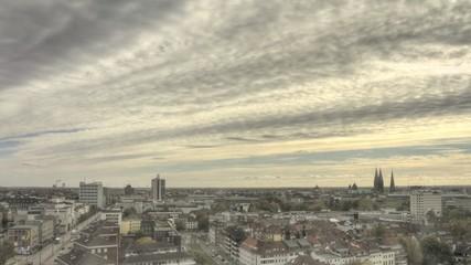 Zeitraffer Bremen Innenstadt