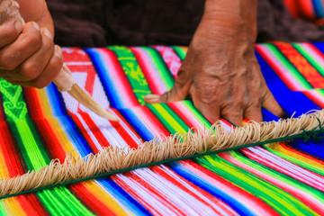 aymara cloth