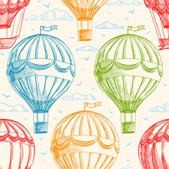 Vintage balloons