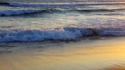 Sonnenuntergang am Meer vid 31