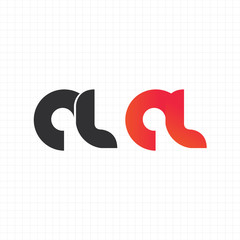 "letter ""a"" logo,icon,symbol vector design template"