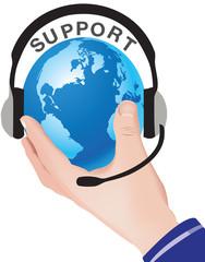 logo supporto