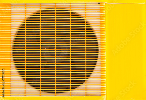 Air conditioning fan - 77519630