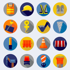construction/icons set