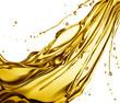 Leinwandbild Motiv oil splash