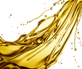 oil splash
