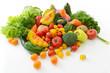 新鮮な果物と野菜