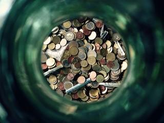 sparen kleingeld 2