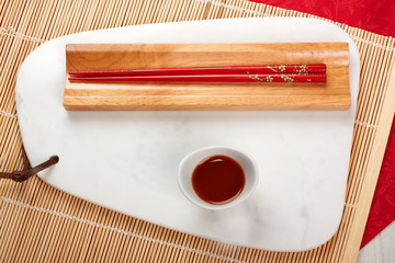 Pair of chopsticks