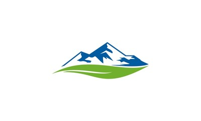 Leaf Mountain Logo