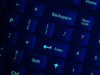 keyboard background