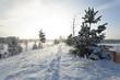 Spuren im Schnee 3