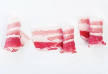 Bacon slice