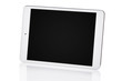 White tablet pc - 77532211