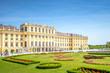 Leinwandbild Motiv Schloss Schönbrunn, Wien