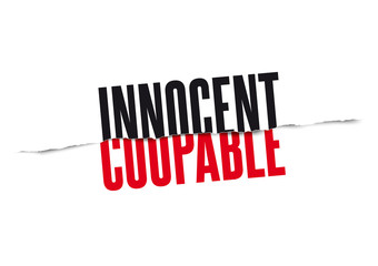 Innocent vs Coupable