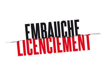 Embauche vs Licenciement