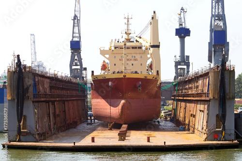 dry dock - 77536879
