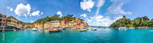 Foto op Canvas Mediterraans Europa Portofino Panorama
