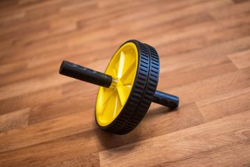 колесо для тренировок
