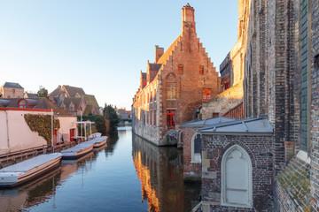 Bruges. Hospital of St. John.