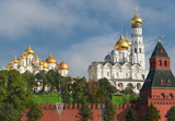 Fototapeta Moscow Kremlin, Russia