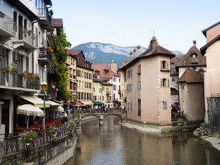 Old Annecy, France