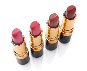 Set of lipstick