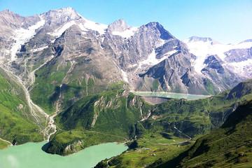 berggipfel panorama berge seen urlaub reisen alpen austria