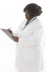 Portrait Medecin  africain
