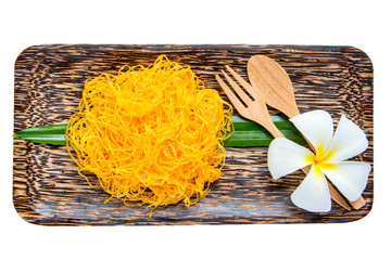 Golden Threads, Thai Dessert