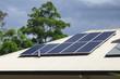 Solar panels on roof - 77546656