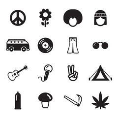 Hippie Icons
