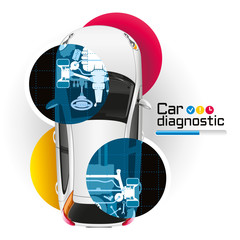 X-ray Car Diagnostic