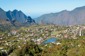 Ile de La Reunion