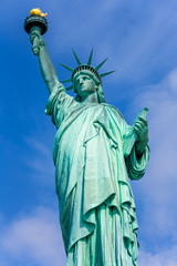 Statue of Liberty New York American Symbol USA