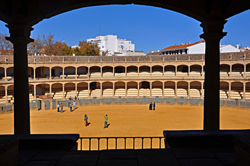 Plaza de Toros, Real Maestranza de Caballería de Ronda, Málaga