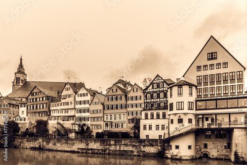 Tuebingen Old Town - 77560236