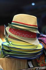 Summer female hats