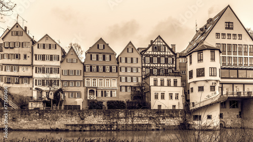Tuebingen Old Town
