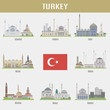 Cities of Turkey - 77560875