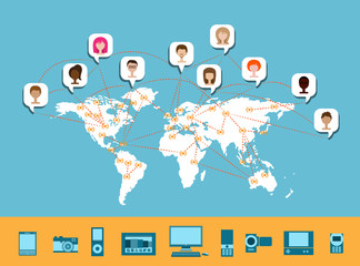 Worldwide Connectivity