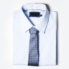Men's clothing is on white background.
