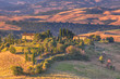 Tuscany Landscape in the Morning - 77563412