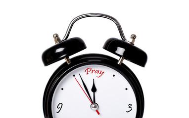 Time for praying